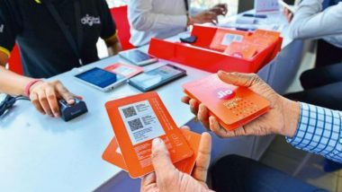 Jio 4G Download Speed Dips in December but Still Tops Chart; Idea No 1 in Upload: TRAI