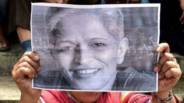 Gauri Lankesh Murder: Five-Day SIT Custody Granted to Accused