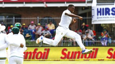 IPL 2018: Kagiso Rabada Ruled out due to a Back Injury, Team Delhi Daredevils yet to Name his Replacement