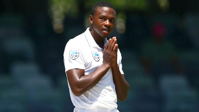 Kagiso Rabada Faces One Match Suspension for Inappropriate Gesture Towards Joe Root in SA vs ENG 3rd Test 2019-20