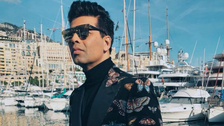 Karan Johar on Pursuing Love: My Big Problem in Finding a Partner is You Land up Intimidating People or You Feel Like There's an Agenda