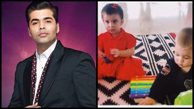 Karan Johar Postpones Koffee With Karan 6 to be With Yash & Roohi and Take Up Parenting Full-Time?