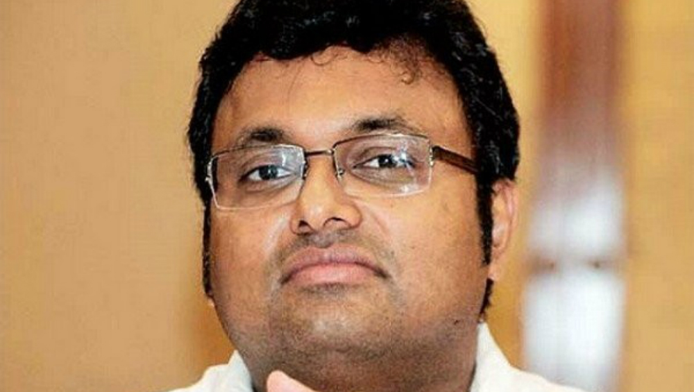 INX Media Case: Supreme Court to Hear on January 17 Plea of Karti Chidambaram Seeking Refund of Rs 20 Crore