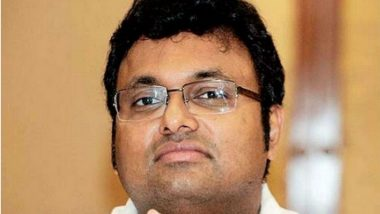 Aircel-Maxis Case: Delhi Court to Consider Charge Sheet Against Karti Chidambaram Today