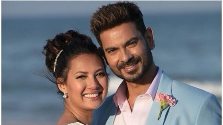 Rochelle Rao And Keith Sequeira Get Married. Pics Here