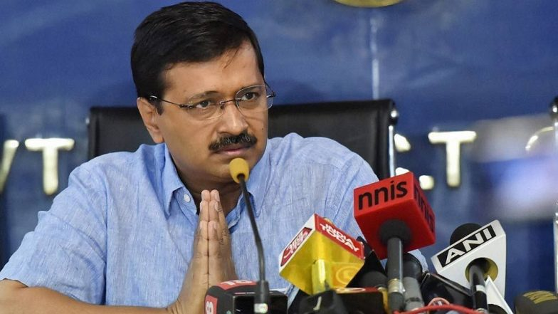 Delhi CM Arvind Kejriwal to Meet Rajnath Singh Today to Discuss Supreme Court's Verdict