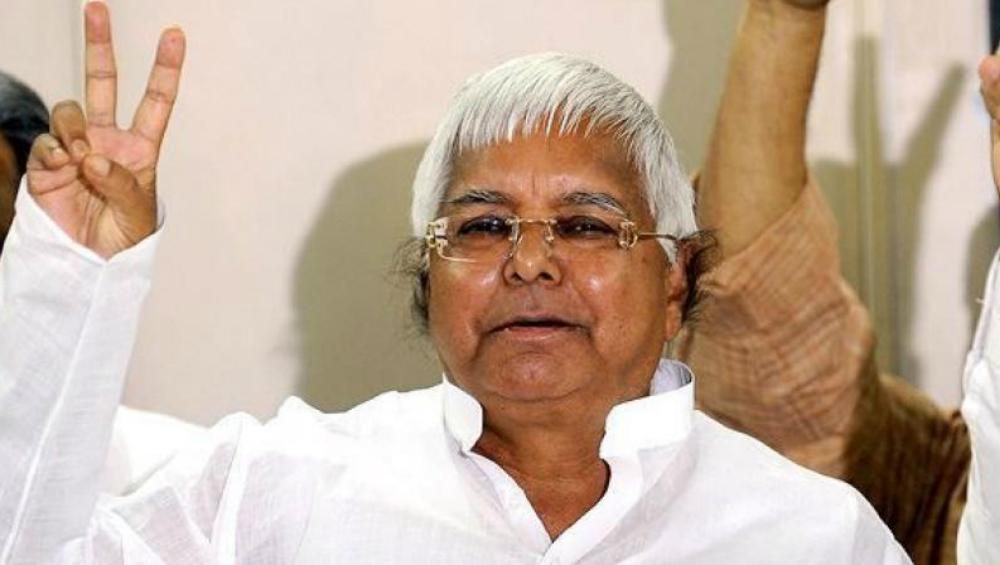 Lalu Prasad Yadav Elected as RJD President for 11th Time