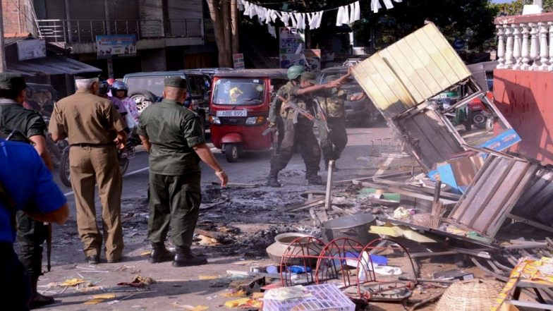 Sri Lanka to appoint committee to probe 'conspiratorial hand' in riots