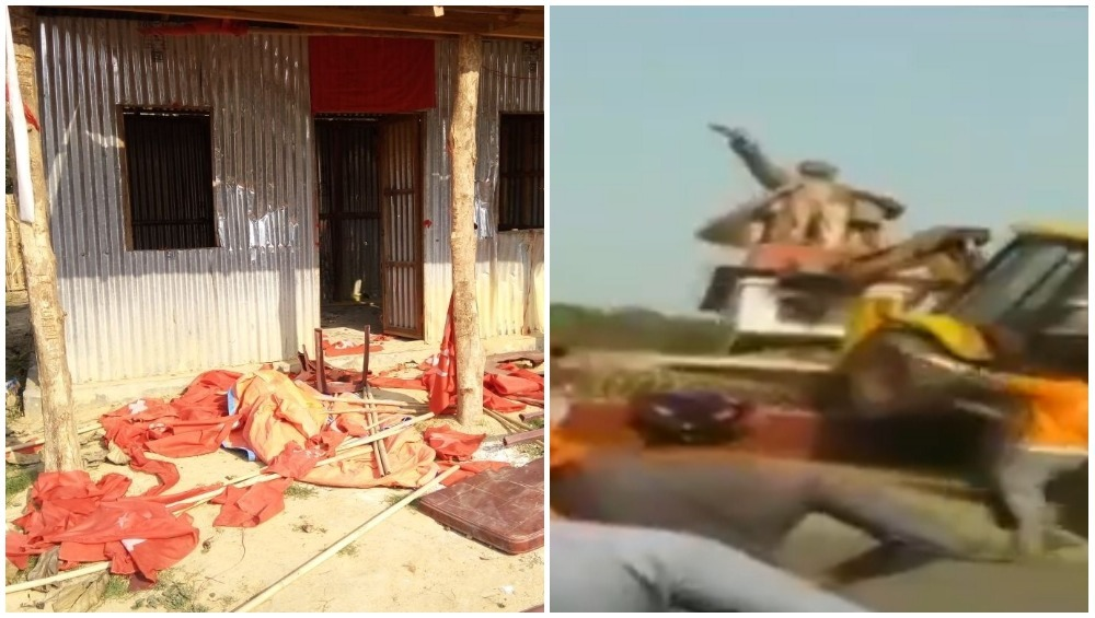Tripura Violence: Home Minister Rajnath Singh Asks Governor And DGP To Ensure Law & Order After Lenin Statue Toppled