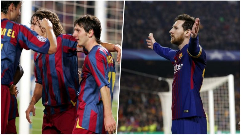 A Messi is born once in 50 years, says Conte