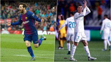Lionel Messi vs Ronaldo Debate Continues as AB de Villiers Picks his Favourite