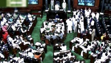 Proceedings in Lok Sabha Disrupted as TDP, TRS, AIADMK Continue Chaotic Protests Against Various Issues
