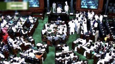 Rafale Deal Row: Lok Sabha Adjourned Amid Slogan Shouting by Congress Members