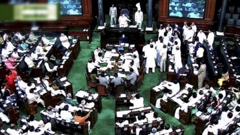 Rafale Deal Row: Lok Sabha Adjourned Amid Slogan Shouting by Congress Members