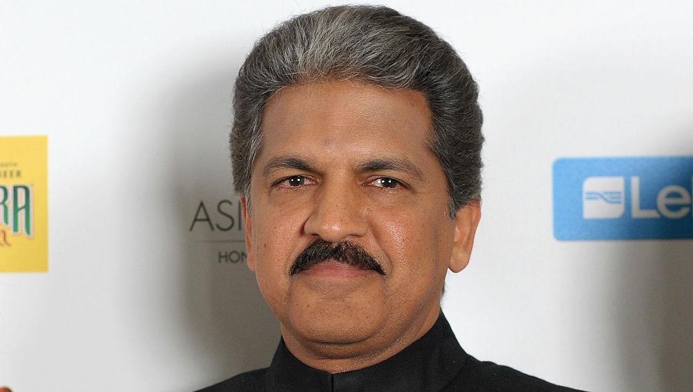 Anand Mahindra to be Awarded Padma Bhushan 2020 For Excellence in Field of 'Trade and Industry'