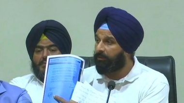 Arvind Kejriwal Issues Apology to Bikram Singh Majithia For 'Unfounded' Drug Trade Allegations