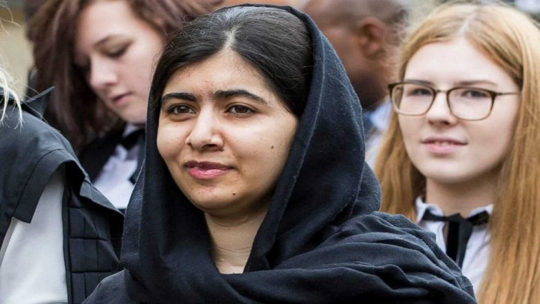 Malala returns to Pakistan for first time since assassination attempt