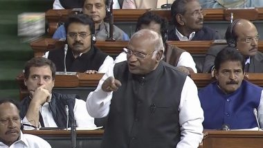 Lokpal Selection Meet Today, Congress' Mallikarjun Kharge Refuses to Attend