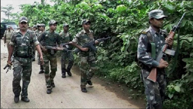 Jharkhand: Three Naxals Gunned Down in Encounter, CRPF Personnel Martyred