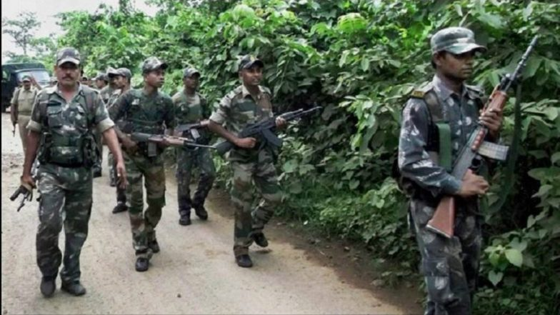 Naxal Woman Killed In Encounter By Greyhound Commandoes Of Andhra Pradesh Police; Four Others Arrested
