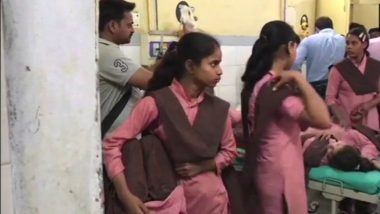 Mid-Day Meal Horror In UP's Etah District: Over 40 Students Hospitalised After Consuming Food At Kasturba Gandhi School