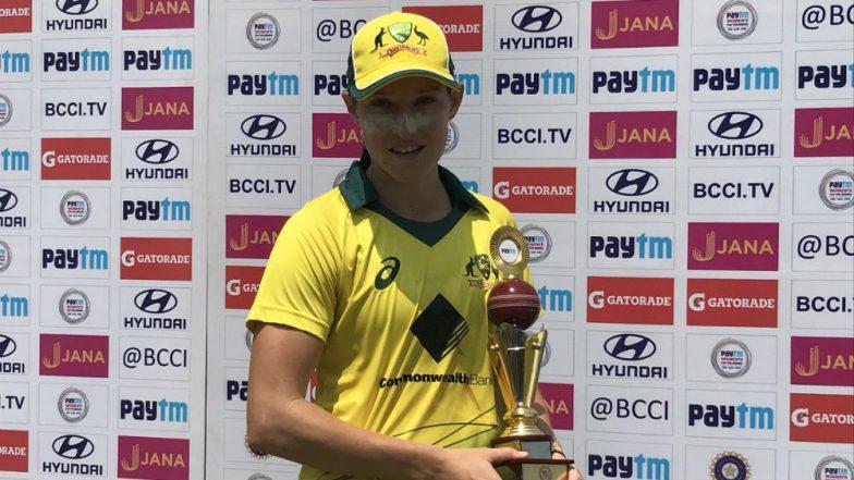 England women reach tri-series final after Australia beat India