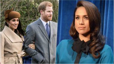 Meghan Markle Baptised by Archbishop of Canterbury Ahead of Wedding to Prince Harry