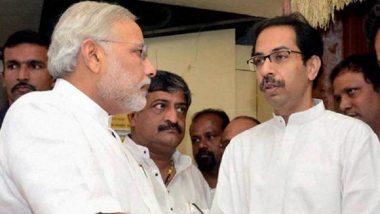 Uddhav Thackeray Swearing-In: PM Narendra Modi Invited by Maharashtra CM-Designate For Oath Taking Ceremony