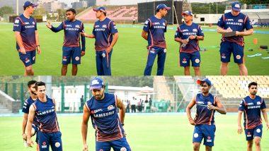 IPL 2018: Mumbai Indians Team Begin Their Fitness Camp