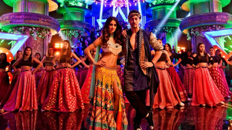 Tiger Shroff, Disha Patani rock Punjabi look in 'Baaghi 2' new song