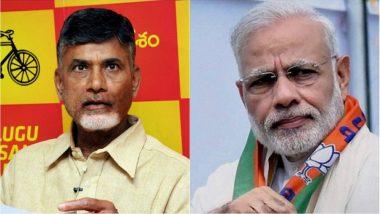 Tirupati Row: Andhra Pradesh CM Chandrababu Naidu Accuses Centre of Hatching Conspiracy to Take Over Control of Temple