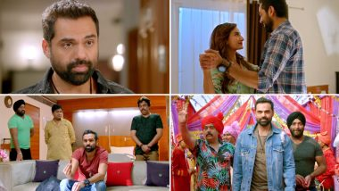 Naanu Ki Jaanu Trailer: Hilarity Ensues as Abhay Deol's Crook Gets Haunted by an Apartment-Cleaning Ghost