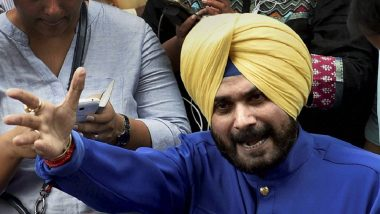 Navjot Singh Sidhu Makes Punjabi Mandatory For Officials Working Under His Ministry