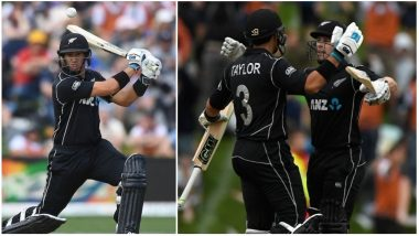 New Zealand vs England 4th ODI, 2018: Injured Ross Taylor Hammers Career-best 181 as Kiwis Level Series at 2-2