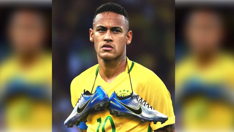 Neymar begins recovery after foot surgery