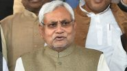 Alcohol Ban in India: Nitish Kumar Pitches for Nationwide Prohibition on Liquor Sale, Says 'It Will Decrease Incidents of Domestic Violence'