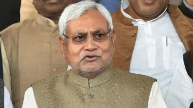 Eid 2020: Nitish Kumar Extends Greetings on Eve of Eid-Ul-Fitr, Says Celebrate Festival at Home