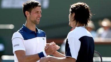Novak Djokovic Joins Maria Sharapova to Donate to Australia Bushfire Relief