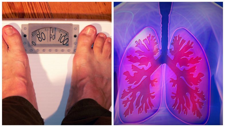Overweight and Breathing Difficulties Connected? No Says Study!