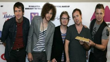 American Pop-Rock Band OneRepublic to Perform at MMRDA Ground in Mumbai: Check Date and Ticket Prices