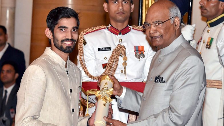 Kidambi Srikanth: I am surprised at being conferred Padma Shri