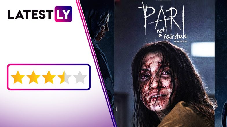 Pari Movie Review: Anushka Sharma At Her Frightening Best In Bollywood's Most Disturbing Scarefest in Years