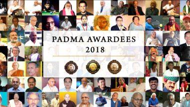 How to Watch Padma Awards Ceremony 2018 Live at Rashtrapati Bhavan? Apply Via Online Quiz at MyGov.in