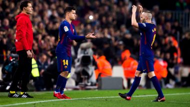 Barcelona's Andres Iniesta Transfer News: It's Decision Time as Midfielder Weighing Offer From China