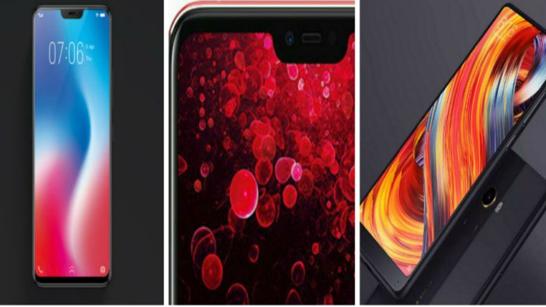 Vivo V9 Launched in India: Vivo V9 vs Oppo F7 vs Mi MIX 2, Specifications and Price