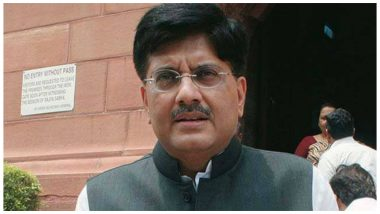 After Sanitary Pad Dispensers on Mumbai-Delhi Rajdhani, Piyush Goyal Says Facility to be Extended on Other Trains as Well