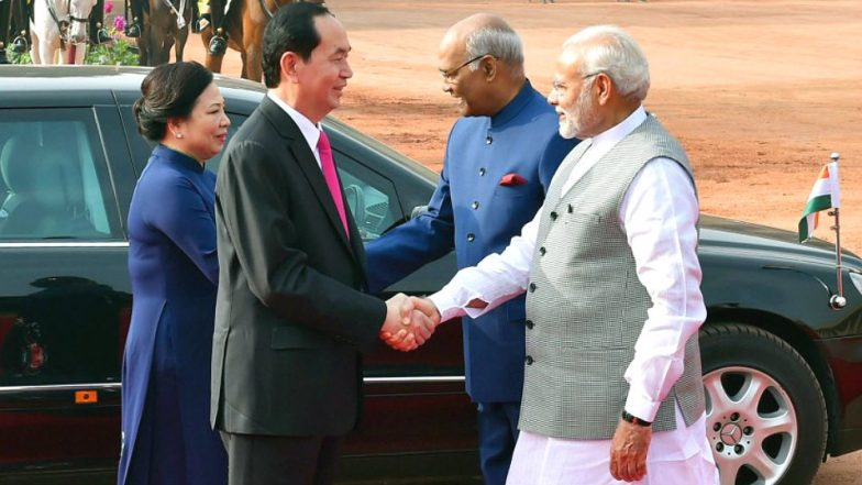 India, Vietnam sign pacts on atomic energy, trade, agriculture