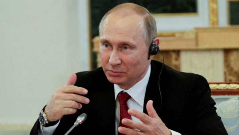 Russia Will Develop Nuclear Missiles if US Walks Out of Cold War Era Treaty, Warns Vladimir Putin