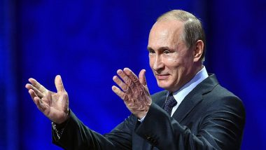 Vladimir Putin Hints at getting Married Again, Says 'As a Decent Man, I Would Probably Have to Do It One Day'