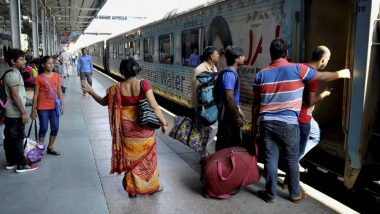 Indian Railways Sanction Rs 3,700 Crore to Set Up CCTV Cameras; Plan to Cover 8,244 Stations and 58,276 Passenger Coaches!